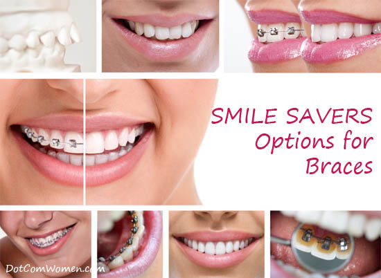 Smile Savers: Adults Have Many Options When It Comes to Braces
