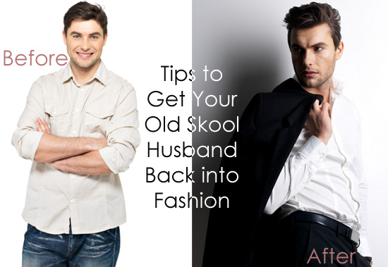 mens fashion before and after