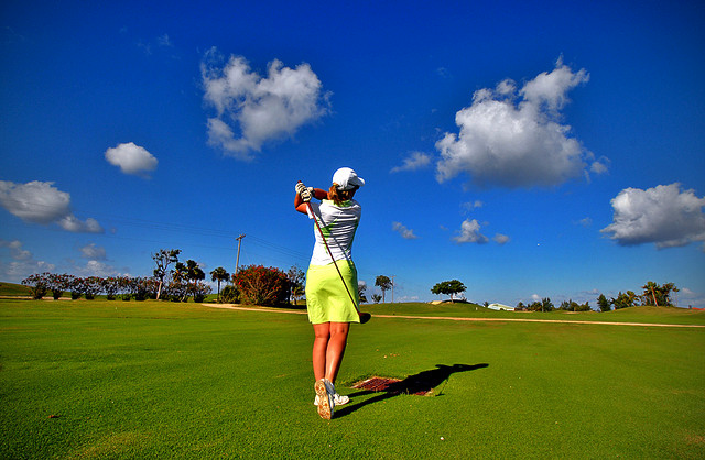Girl Power: Here's Why More Women Are Taking Up Golf