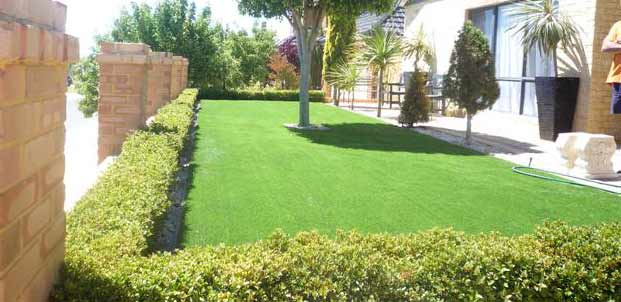 Synthetic Grass or artificial turf