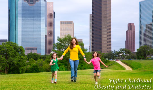 fighting childhood obesity