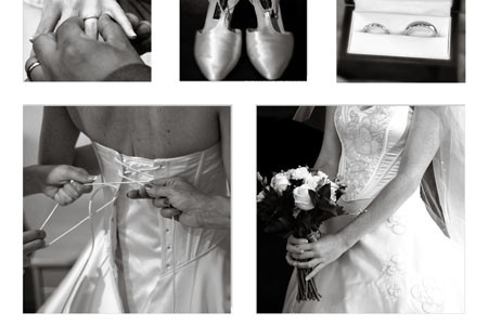 Black and white Unique and Beautiful Wedding Photo Ideas to Treasure Forever