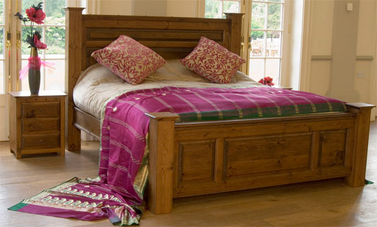 The Ambassador Bed by Revival Beds