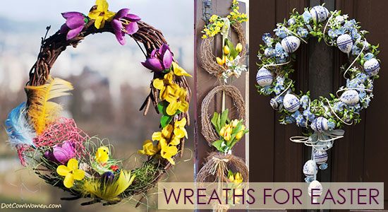 Creative Easter Wreath Ideas