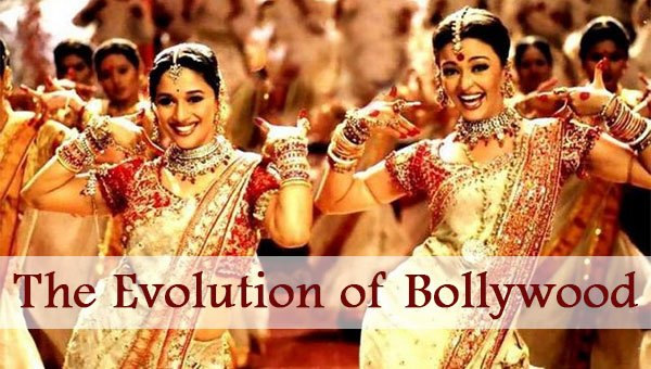 The Evolution of Bollywood