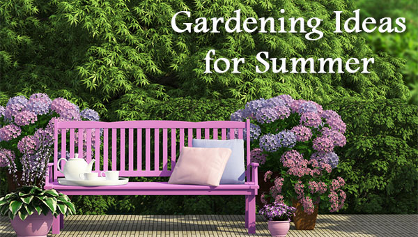Awesome Gardening Ideas for Summer 2014
