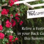 Relive a Festival in your Back Garden this Summer