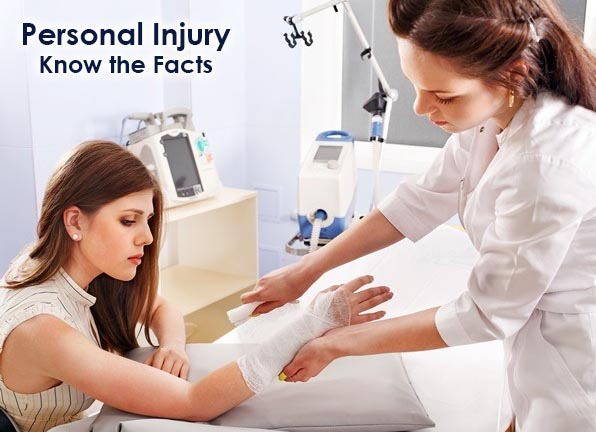 Personal Injury - Know the Facts