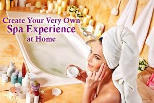 Create Your Very Own Spa Experience at Home