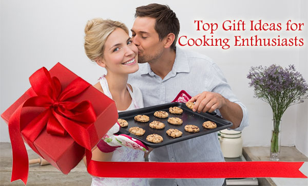 Top Gift Ideas for Cooking Enthusiasts