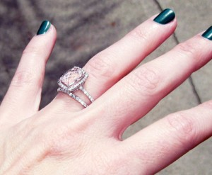 Should You Choose Your Own Engagement Ring?