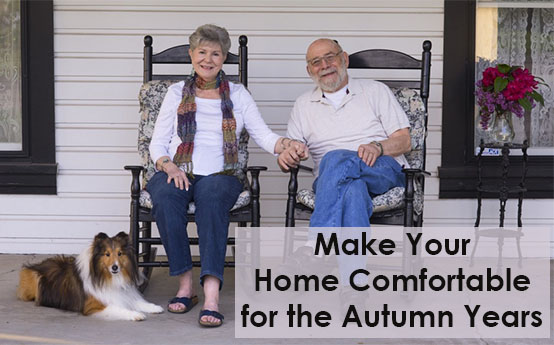 Make Your Home Comfortable for Senior Needs