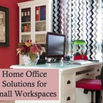 Home Office Solutions for Small Workspaces