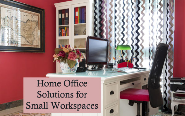 Small Space Home Office Solutions Home Office Solutions For