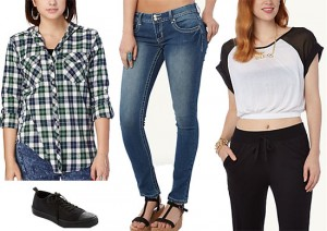 Sporty Back to School Outfit for Teen Girls