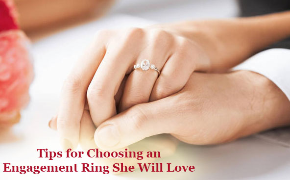 Tips for Choosing an Engagement Ring She Will Love Dot Com Women