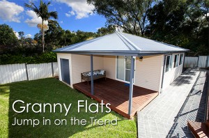 Granny Flats: Jump in on the Trend