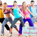 How to Look Great When Sweating it Out