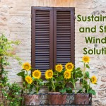 Sustainable and Stylish Window Solutions