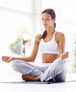 Learning how to meditate is an absolutely brilliant way to get the better of your stress.