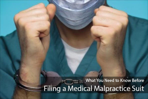 What You Need to Know Before Filing a Medical Malpractice Suit
