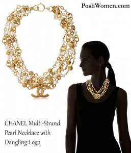 Chanel Statement Necklace