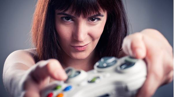 Exploring the Rise of Female Gamers