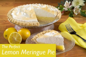 The Perfect Lemon Meringue Pie Recipe