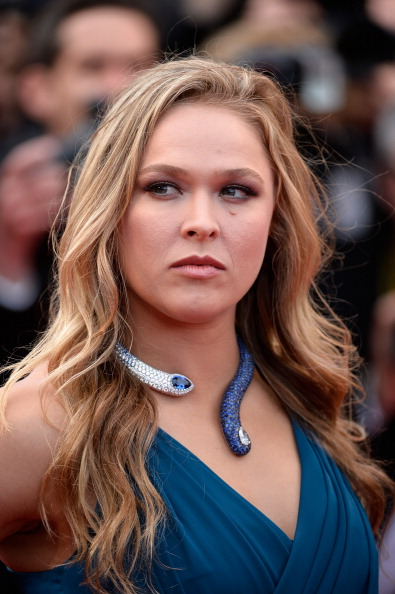 Ronda Rousey - Why Fit and Strong is the New Pretty and Thin