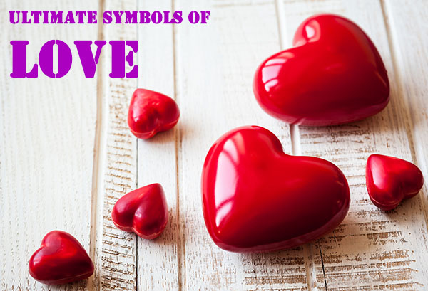 Ultimate Symbols Of Love Dot Com Women