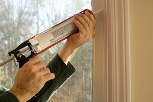 Fill in all Cracks and Small Gaps around the home - Tips to lower your electricity bill