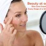 Skin care for your 40s, 50s and 60s