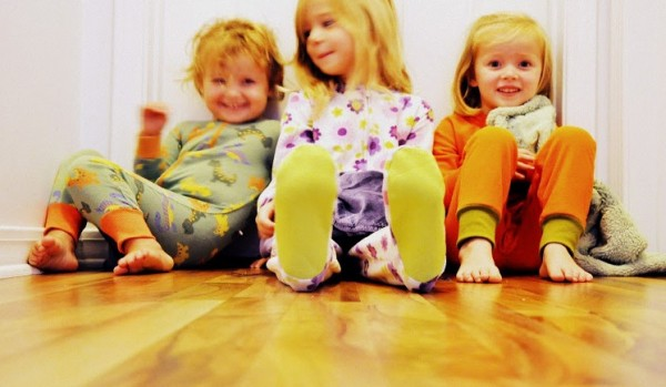 Holes and Tears: Fast Fixes for Footie Pajama Feet