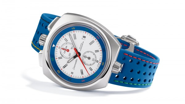 Everything you need to know about Omega's Rio 2016 collection