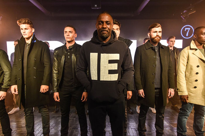 Idris Elba for Superdry - The Perfect Holiday Gift Idea for Men