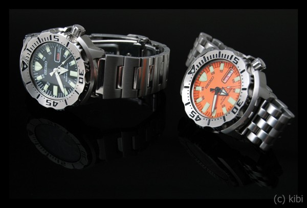 The Seiko Orange Monster