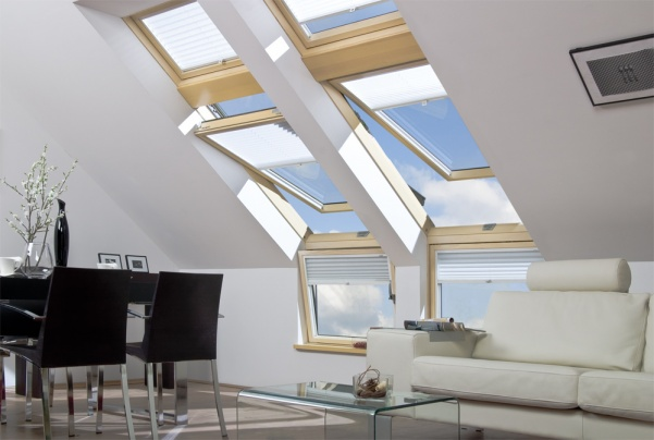 Top 5 Reasons to Invest in Roof Windows