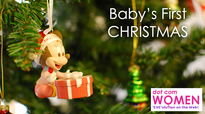 Baby's First Christmas 2015 Hallmark Ornament
