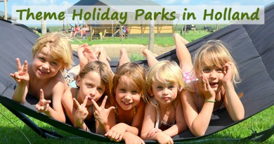 Holiday parks in Holland