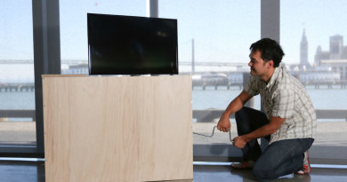 How to Build Your Own Automated TV Lift