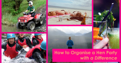 How to Organise a Hen Party with a Difference