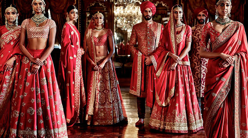 Dress Up Like A Desi Bridesmaid For an Indian Wedding