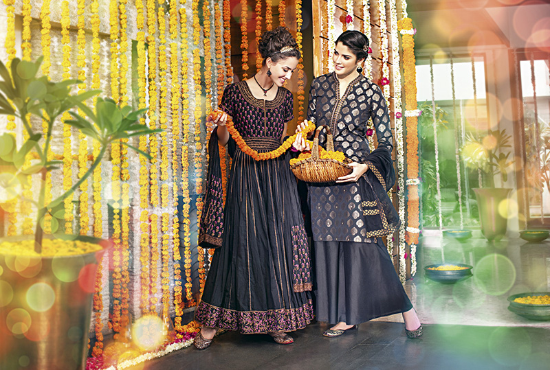 Salwar Kameez - Indian Wedding Bridesmaids Dresses