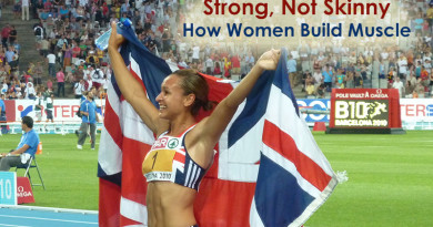 Strong Not Skinny: How Women Build Muscle