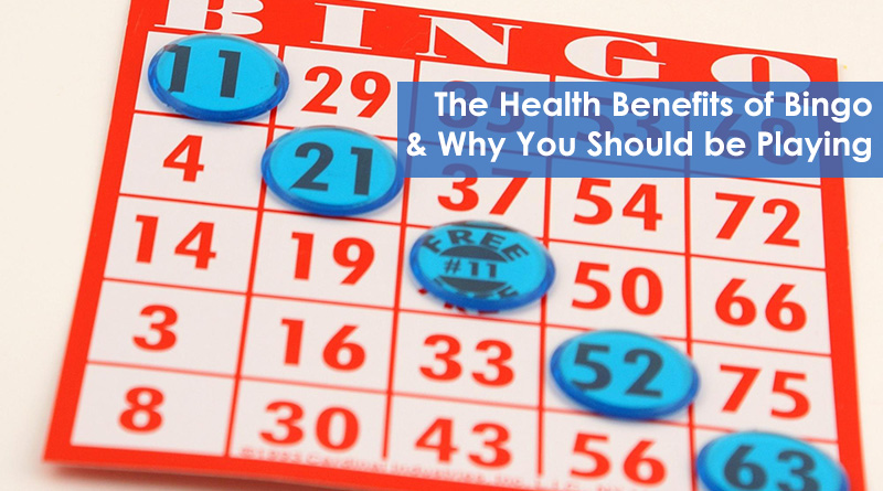 The Health Benefits of Bingo and Why You Should be Playing