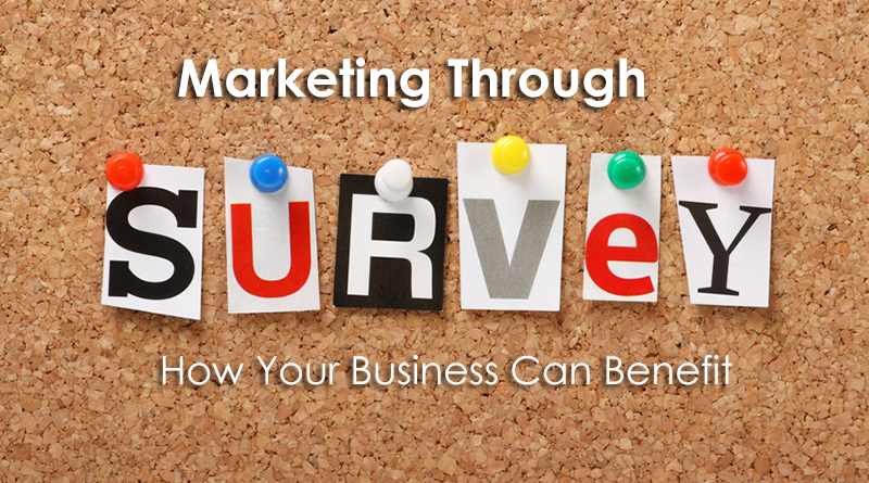 Marketing Through Surveys: How Your Business Can Benefit