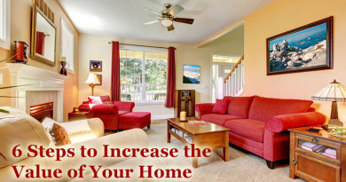 6 Steps to Increase the Value of Your Home