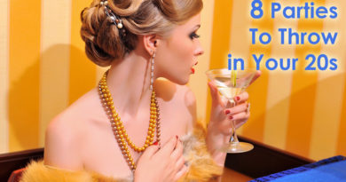8 Parties To Throw in Your 20s