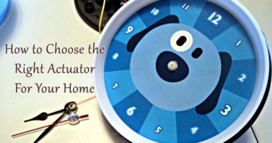 How to Choose Right Actuator For Your Home