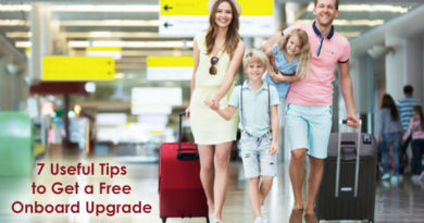 7 Useful Tips to Get a Free Onboard Upgrade